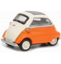 Schuco - Edition 1:87 - BMW Isetta, beige-orange, 1:87