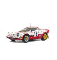 Solido - Edition 1:18 - 1:18 Lancia Stratos GR4 Rallye Monte-Carlo