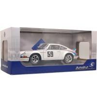 Solido - Edition 1:18 - 1:18 Porsche 911 RSR Brumos 24H Daytona