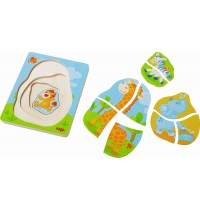 HABA® - Holzpuzzle Wildtiere