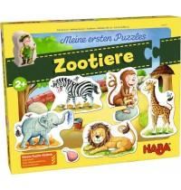 HABA® - Meine ersten Puzzles - Zootiere