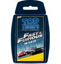 Winning Moves - Top Trumps - Fast & Furious
