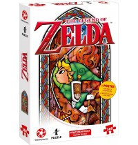 Winning Moves - Puzzle - Zelda Link-Adventurer, 360 Teile