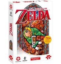 Winning Moves - Puzzle - Zelda Link-Adventurer, 360 Teile