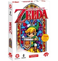Winning Moves - Puzzle - Zelda Link-The Hero of Hyrule, 360 Teile