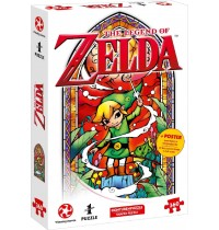 Winning Moves - Puzzle - Zelda Link-Winds Requiem, 360 Teile