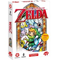 Winning Moves - Puzzle - Zelda Link-Wind Waker, 360 Teile