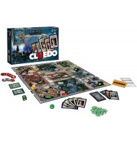 Winning Moves - Cluedo - Harry Potter Collectors Edition, neues Design