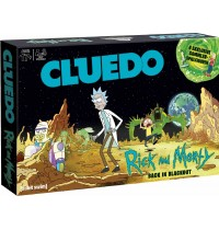 Winning Moves - Cluedo - Rick and Morty