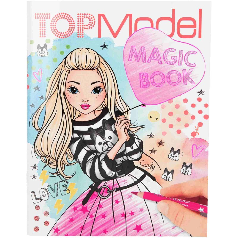 Depesche Topmodel Magic Booktopmodel By Depesche4010070378752