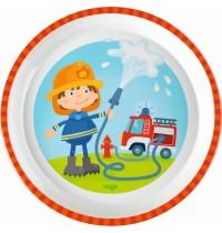 HABA® - Teller Feuerwehr