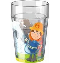 HABA® - Glitzerbecher Feuerwehr