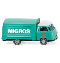 Wiking - Verkaufswagen (Borgward) Migros