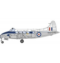 Herpa Wings - DH104 Devon WB534 RAF Transport Command