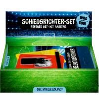Die Spiegelburg - Wild+Cool - Schiedsrichter-Set Fußball