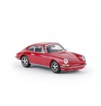 Porsche 911, karminrot, TD