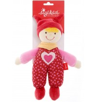 sigikid - Baby Gifts - Sigidolly - Babydolly Püppchen rot klein