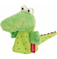 sigikid - Fingerpuppe Krokodil
