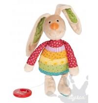 sigikid - Baby Gifts - Rainbow Rabbit Spieluhr