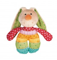 sigikid - Baby Gifts - Rainbow Rabbit Rassel