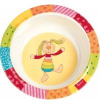 sigikid - Melamin Schüssel Rainbow Rabbit