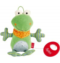 sigikid - Die Spieluhr - Spieluhr EuleSpieluhr Frosch