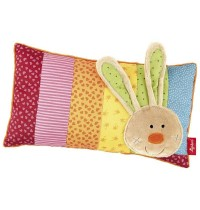 sigikid - Newborn Activity - Kissen Rainbow Rabbit