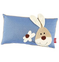 sigikid - Newborn Activity - Kissen Semmel Bunny