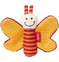 sigikid - Red Stars - Rassel Schmetterling orange