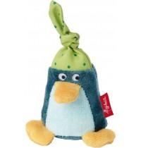 sigikid - Red Stars - Rassel Pinguin grün