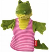 sigikid - Handpuppe Krokodil