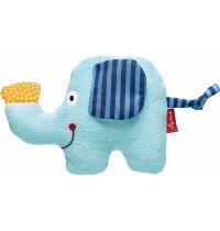 sigikid - Red Stars - Greifling Elefant