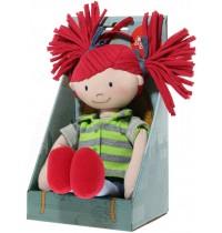 sigikid - Softdolls - Puppe rot