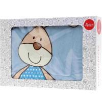 sigikid - Newborn Activity - Kuscheldecke Semmel Bunny