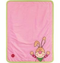 sigikid - Newborn Activity - Kuscheldecke Bungee Bunny