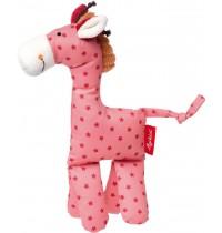 sigikid - Baby Gifts - Kuschelfigur pink Giraffen