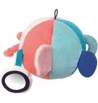 sigikid - Blue Collection - Ball türkis-lachs