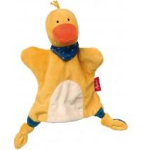 sigikid - Handpuppe-Schnuffeltuch Ente