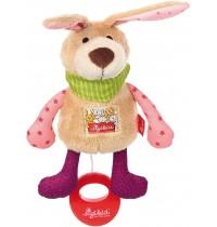 sigikid - Die Spieluhr - Spieluhr Hase, rosa