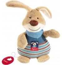 sigikid - Baby Gifts - Semmel Bunny Musikspieluhr, klein