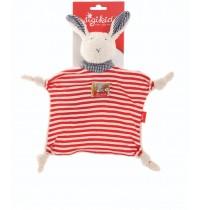 sigikid - Schnuffeltuch Hase