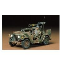 Tamiya - 1:35 Us M151a2 Ford Mutt m.tow-rak.