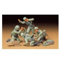 Tamiya - German Infantry Mörser Team
