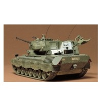 1/35 Flakpanzer Gepard BW Hersteller: Tamiya + 1 Figur