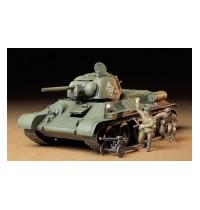 Tamiya - T34/76 Chtz