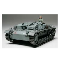 Tamiya - 1:35 Wwii Dt. Sturmgeschütz Iii (1)