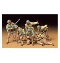 Tamiya - US Army Infantry Set