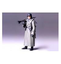 Tamiya - Ger.Soldat Mit Mg 1:16
