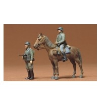 Tamiya - German Mounted Infantry