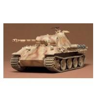 1/35 Dt. SdKfz 171 Panther A Hersteller: Tamiya + 2 Figuren